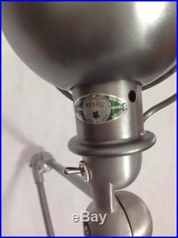 Lampe JIELDE 5 bras de 40cm 100% vintage #31# Livraison Gratuite