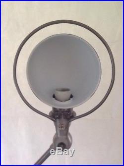 Lampe JIELDE 5 bras de 40cm 100% vintage #33# Livraison Gratuite
