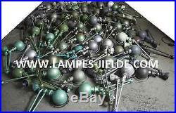 Lampe JIELDE 5 bras de 40cm 100% vintage #S7# Livraison Gratuite