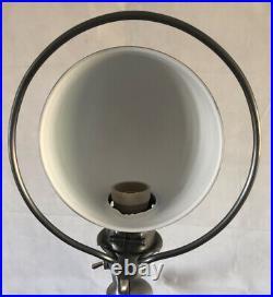 Lampe Jielde 2 bras cintrés