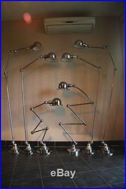 Lampe Jielde 5 bras verte de 40cm #644#