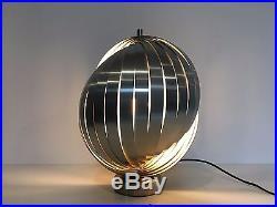 Lampe' Moon' Petit Modèle des Années 70's Henri Mathieu Vintage