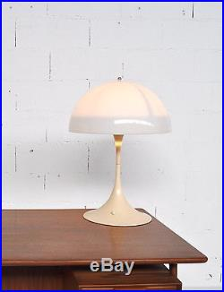 Lampe Panthella Verner Panton Louis Poulsen Années 70