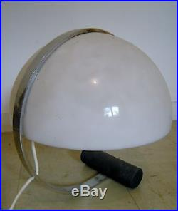 Lampe STILNOVO Artimeta design vintage années 70 space age lamp