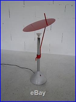 Lampe Stilnovo Asahara Sigheaki 1980 Luna Lamp Memphis