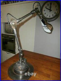 Lampe atelier fostoria USA no jielde