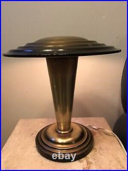 Lampe champignon en Métal Lampe de Bureau Lampe de Chevet Lampe de Table Lampe