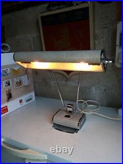 Lampe de Bureau N71 par Eileen Gray pour Jumo, 1940s