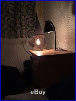 Lampe de Mathieu MATEGOT Bagdad Noire