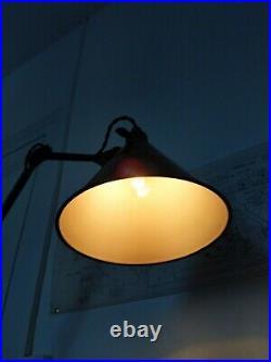 Lampe de bureau vintage Gras Modèle 201