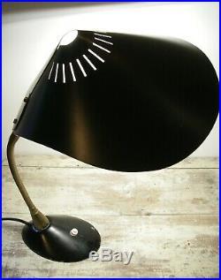 Lampe de table Cobra de COSACK 1955 Philips / Kalf