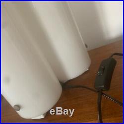 Lampe de table Mezzachimera Vico Magistretti pr Artemide 1969 lampe à poser 77cm
