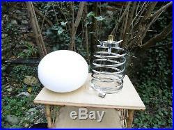 Lampe de table Spirale 1970's Design Ingo Maurer