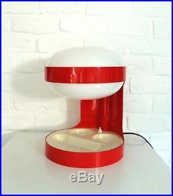 Lampe de table / bureau Kartell KD29 desk lamp design Joe Colombo, 1967