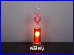 Lampe ébullition lamp boiler 70's vintage