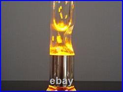 Lampe ébullition lamp boiler 70's vintage space age
