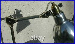 Lampe gras RAVEL type 205 portative NICKELER