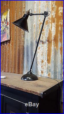 Lampe gras marbrier
