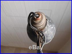 Lampe industrielle ancienne ajustable GRAS old industrial lamp déco loft n 201