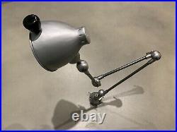 Lampe industrielle d'atelier type jielde bras articulés