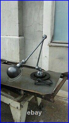 Lampe jielde 2 bras graphite 1106