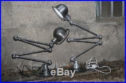 Lampe jielde 4 bras PRIX PROMO prix pour les 2 lampes