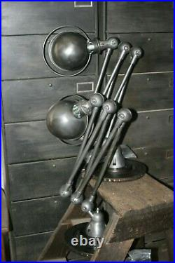 Lampe jielde graphite 5 bras prix pour 1 lampe