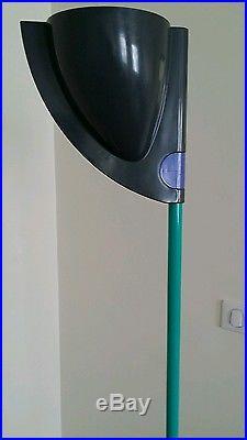 Lampe lampadaire lampe salon vintage années 80 design italien Memphis Sottsass