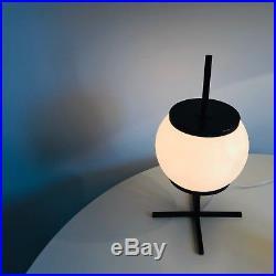 Lampe opaline circa 1960 dlg BINY GUARICHE MOUILLE