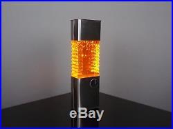 Lampe paillettes YENNI glitter jewels lamp design vintage 70's