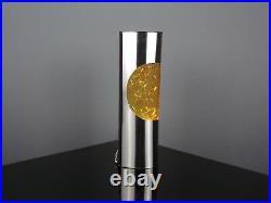 Lampe paillettes glitter jewels design vintage 70's space age