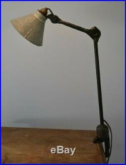 Lampe ravel gras atelier vintage modele 204