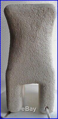 Lampe signée Albert TORMOS Saint-Tropez années 50 / 60