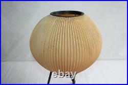 Lampe vintage JEAN RISPAL Rhodoïde années 1950