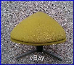 Lot steiner 3 fauteuil 1 pouf 1950 prix pour le lot 1900euros
