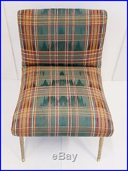 Louis Paolozzi Edition Zol Fauteuil Chauffeuse 1950 Vintage Rockabilly Annees 50