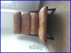 Lounge Chair De Sede Vintage Bauhaus Par Ueli Berger