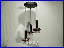 Lustre Lampe En Cascade Raak Design 70 Space Age Vintage