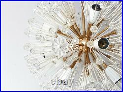 Lustre Suspension Vintage Sputnik 1950 Emil Stejnar Pour Rupert Nikoll 50s 50's