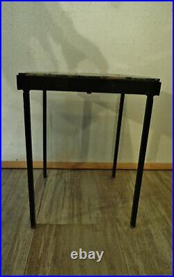 Mado Jolain et René Legrand table basse en céramique 1950. Jouve, ruelland, blin