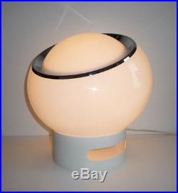 Magnifique lampe' bud' GUZZINI des Années 70's