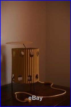 Mathieu Mategot Java 1954 Rare Vintage Lamp