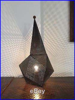 Mathieu Mategot Vintage Bagdad Rare Lamp