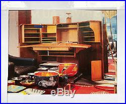 Meuble Bureau RB- design années 50-70