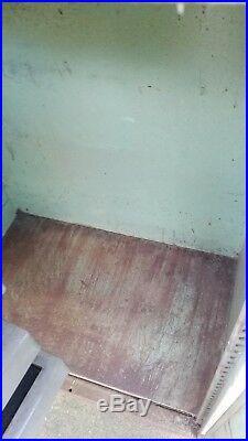 Meuble industriel étagère pivotant /déco industriel/loft design/BAUCHE