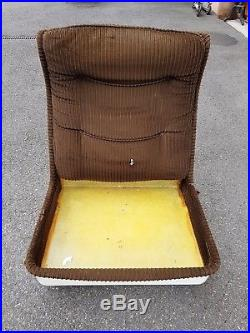 Michel Cadestin éd Airborne Fauteuil Lounge design vintage chairs 60'S