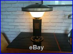 Mid-Century Mermaid Lamp by Eileen Gray for Jumo vintage Kalff Stilnovo Poulsen