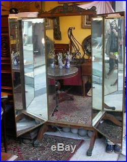 Miroir Brot 3 vantaux sur pied