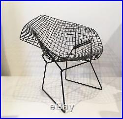 Mythique fauteuil' DIAMOND' de Harry BERTOÏA pour KNOLL Vintage An 70's