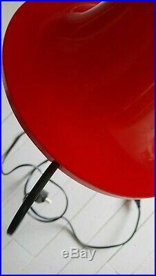 Nesso Lamp lampe Artemide années 70 vintage italia